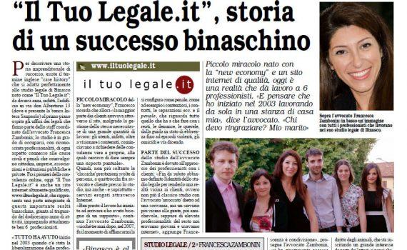 successo studio legale